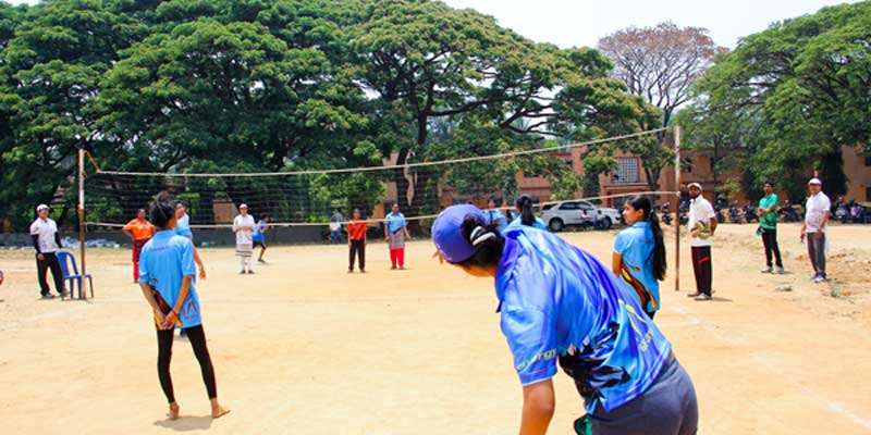 women's day-volleyball tournament- Sixth Energy-bangalore