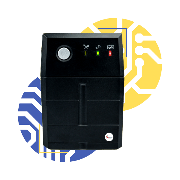 iot based ups monitoring system